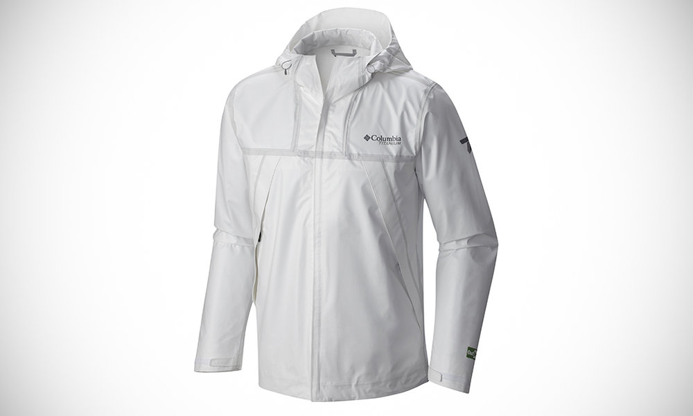 Adventure Journal: Columbia's Chemical-Free Jacket