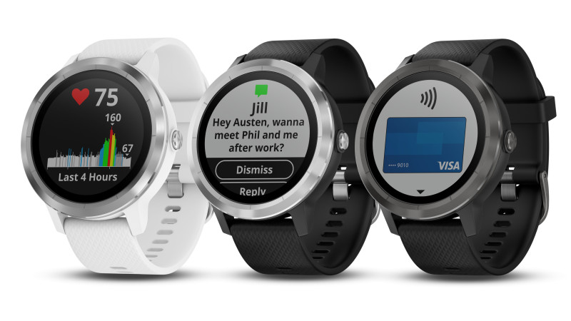 Men's Journal: Garmin Chases Apple