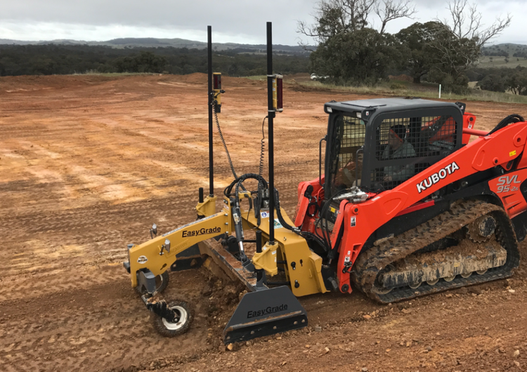 Lawless Lasers EasyGrade B-Series Kubota