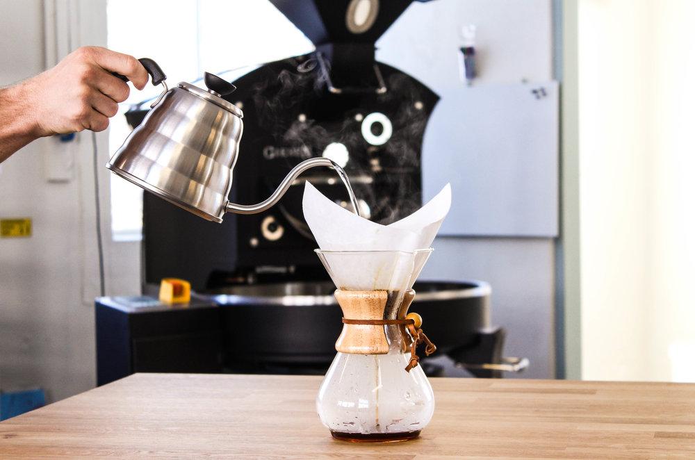 God kaffe - Kvalitetskaffe for en bedre arbeidsdag