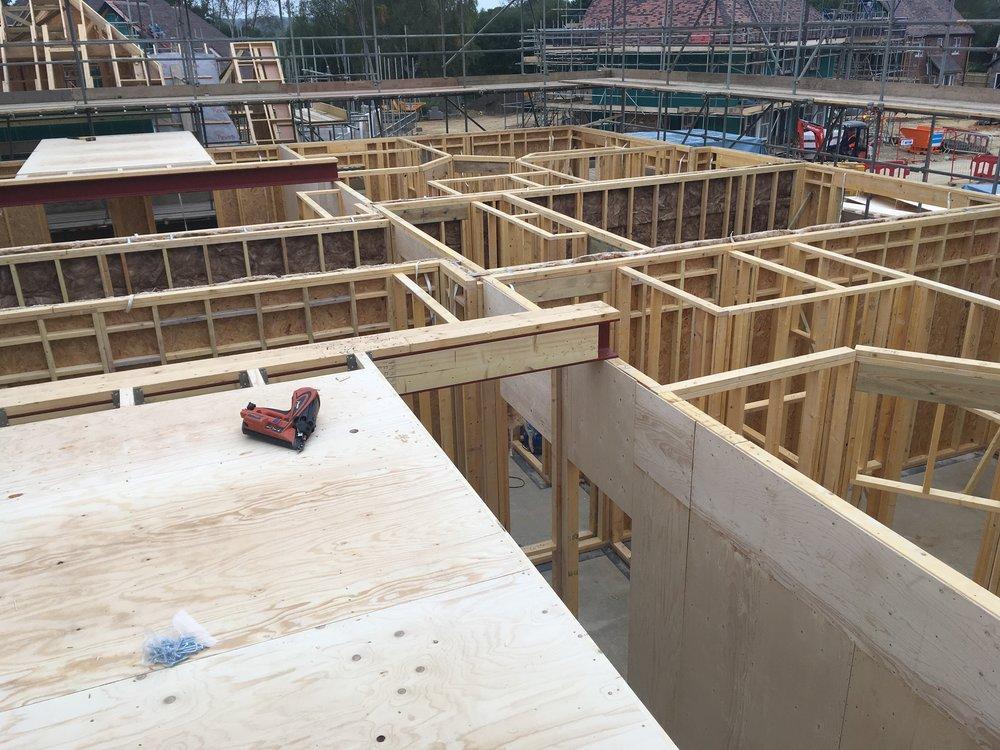 1st Fix Carpentry -