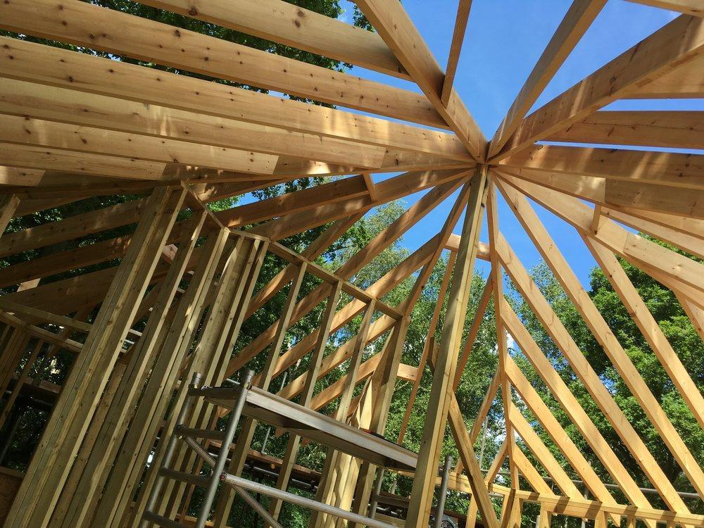 Timber Frame -
