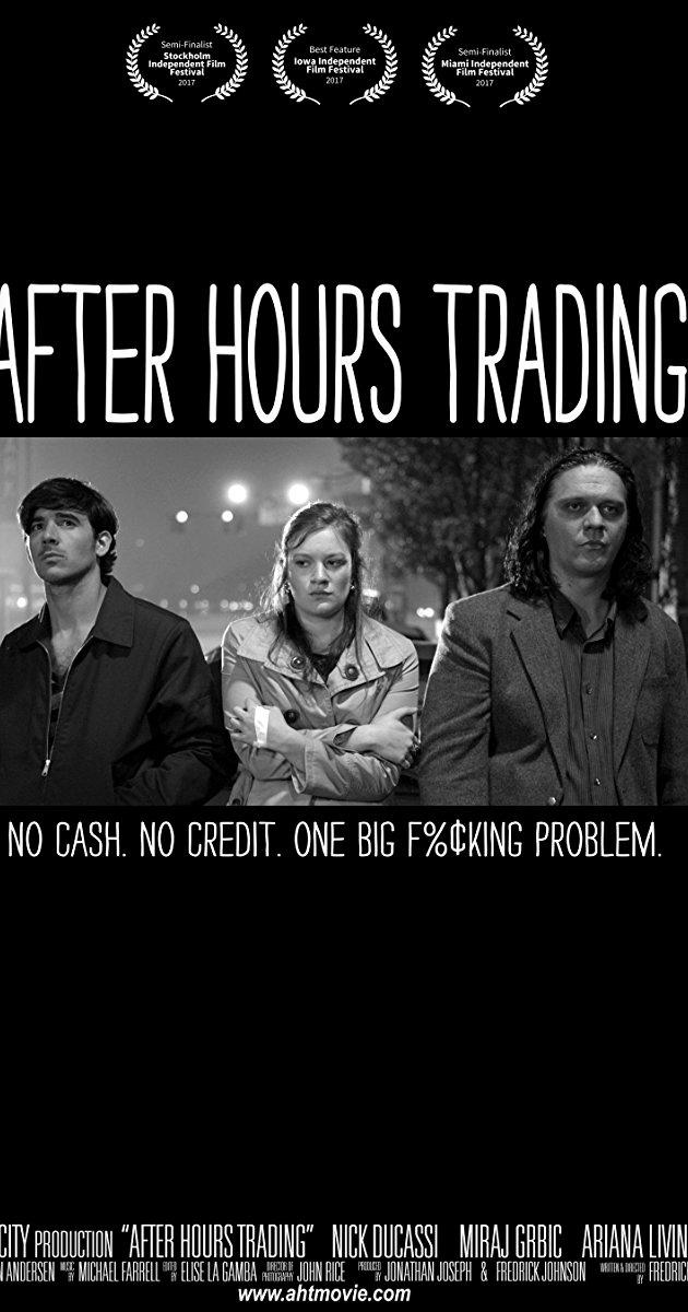 Miraj Grbic After Hours Trading - Filmmaker: Fredrick Johnson