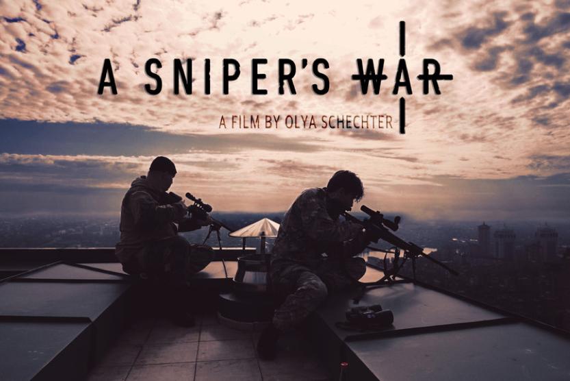 A Sniper's War - Filmmaker: Olya Schechter