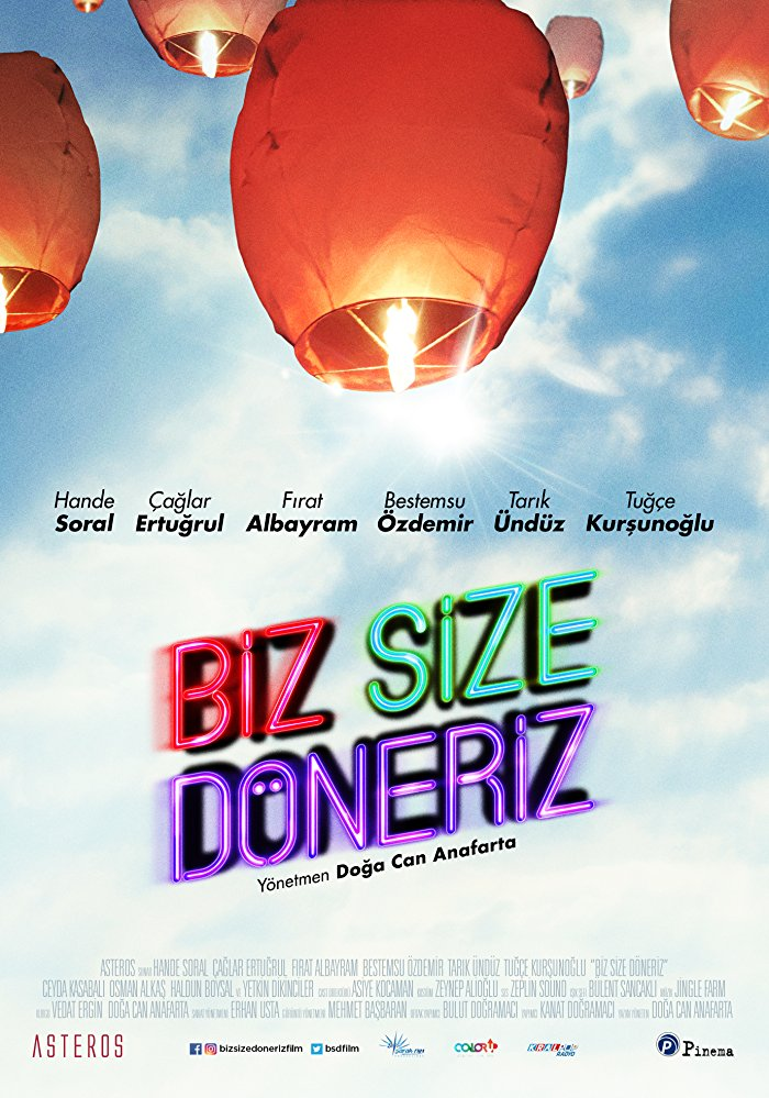 Doga Can Anafarta    Biz Size Doneriz    View More →
