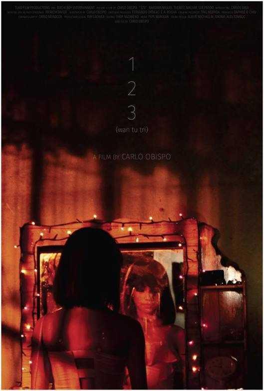 Carlo Mendoza - 1-2-3Filmmaker: Carlos Obispo