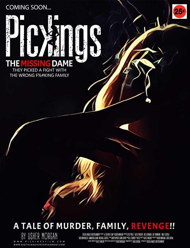 Pickings - Filmmaker: Usher Morgan