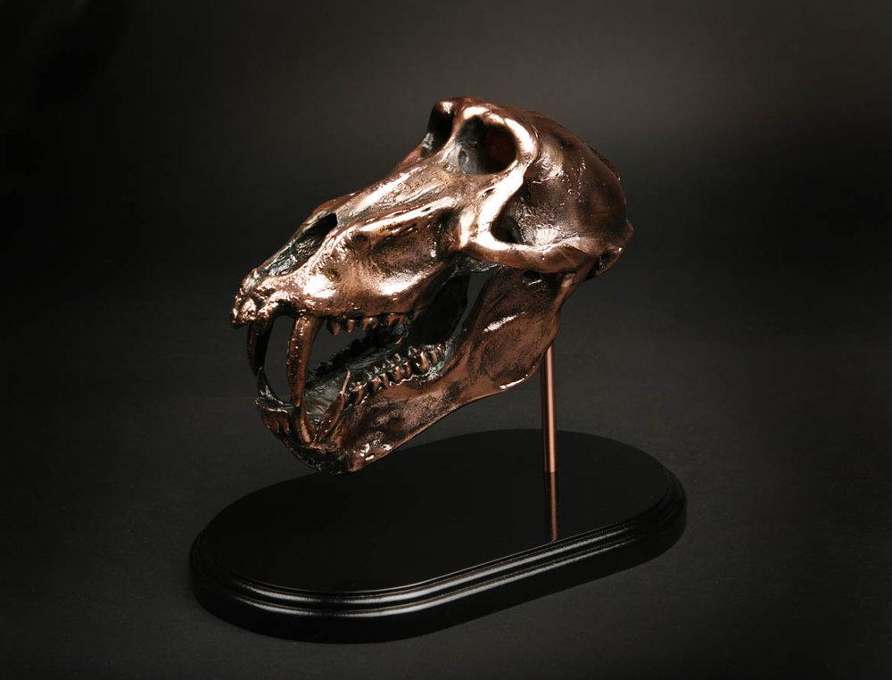 Copper Baboon Skull.jpg