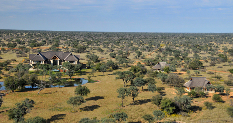 KALAHARI RANCH -South Africa   -