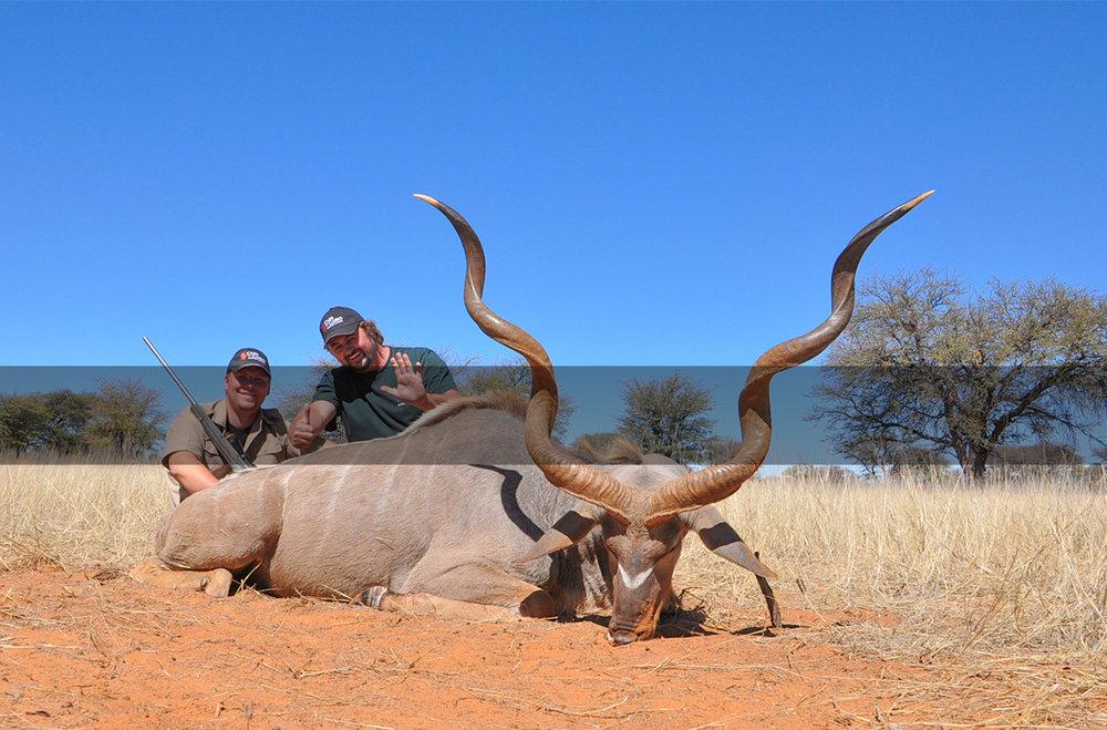 Hunt in africa