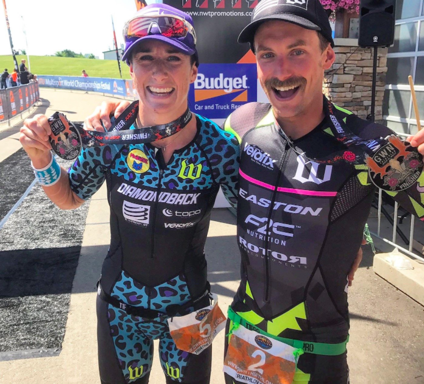 Double W: Rachel McBride and Nathan Killam Dominate in Return to Racing