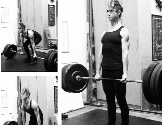 Strength Training: Strength of a Tiger