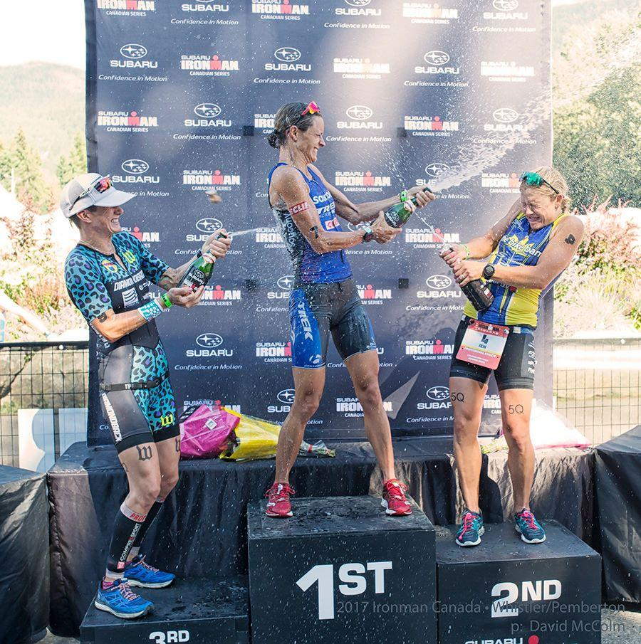 Field World Nutrition blog: Q&A with Rachel McBride on her Ironman Canada Podium