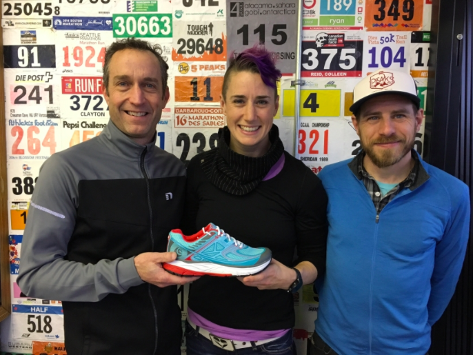 Topo Athletic blog: Move like a Tiger - Welcome Rachel McBride and our first sponsored athlete!