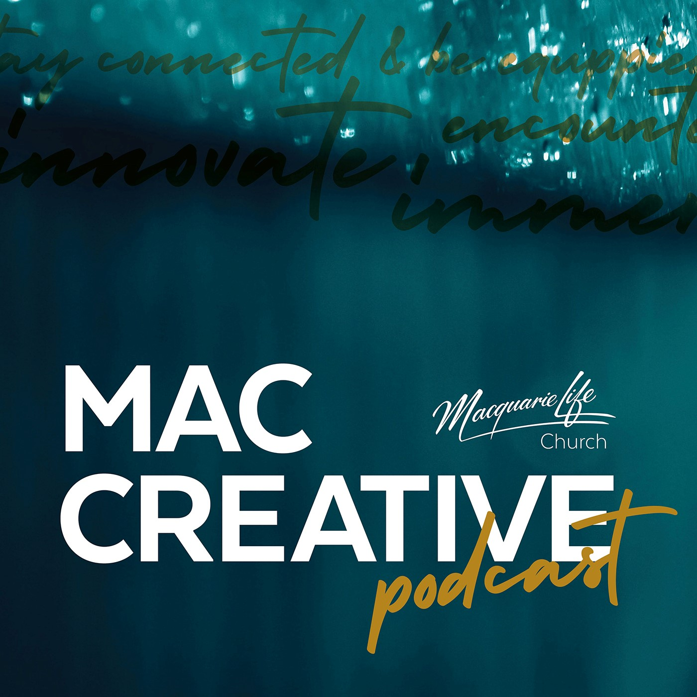 Mac Creative Podcast - Say Hello to Church Online