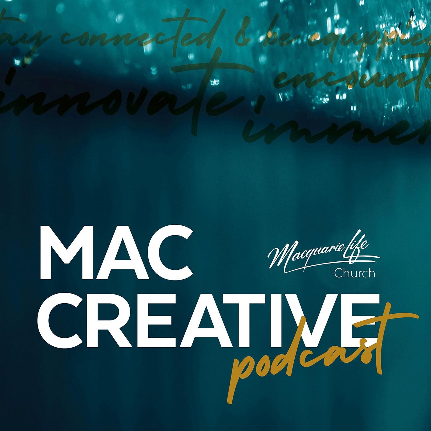 Mac Creative Podcast - We're still here!