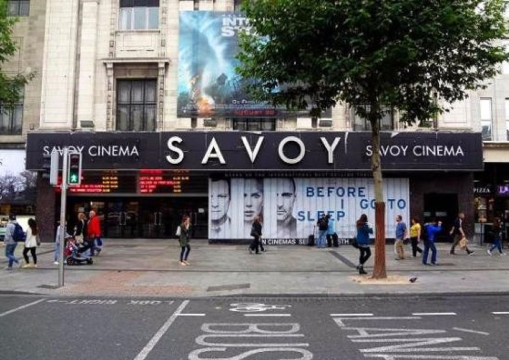 The Savoy Cinema, O'Connell Street Dublin