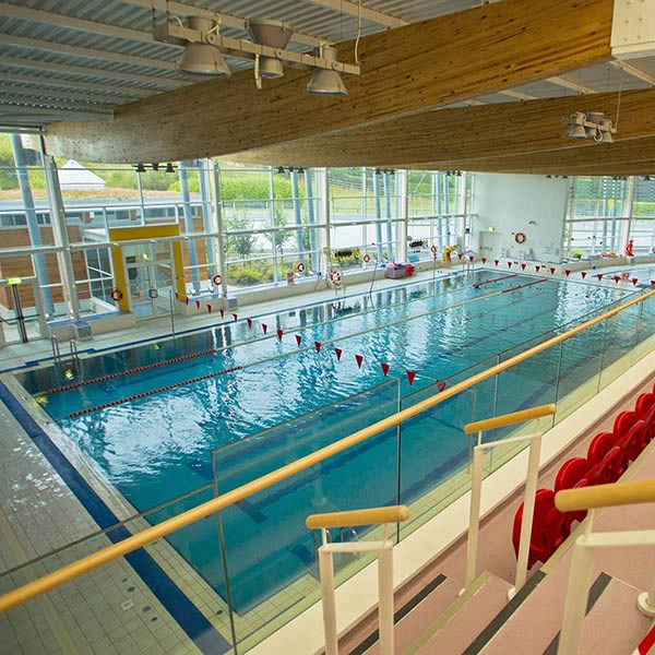 The Watershed Gym, Kilkenny