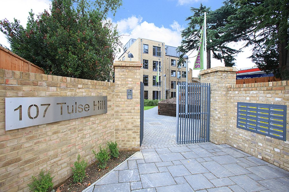 Tulse Hill, London