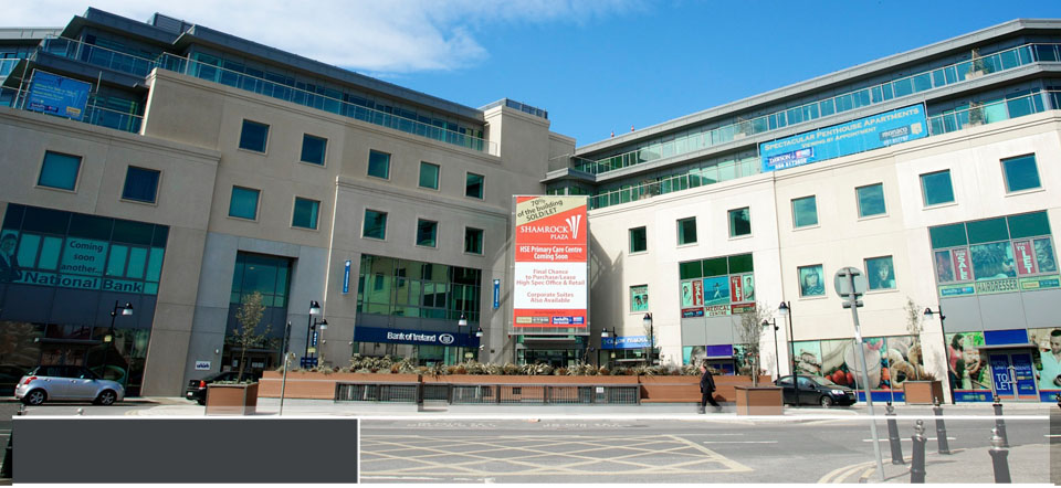 Primary Care Centre, Carlow - External Overall.jpg