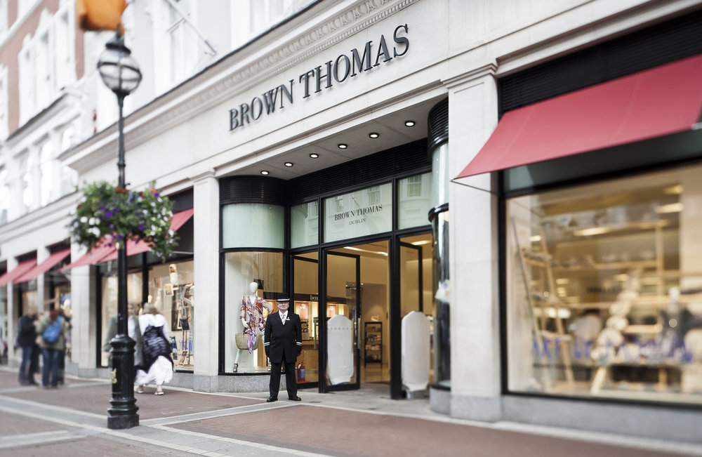 Brown Thomas, Grafton Street