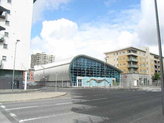 Dublin City Council Sports and Fitness, Ballymun