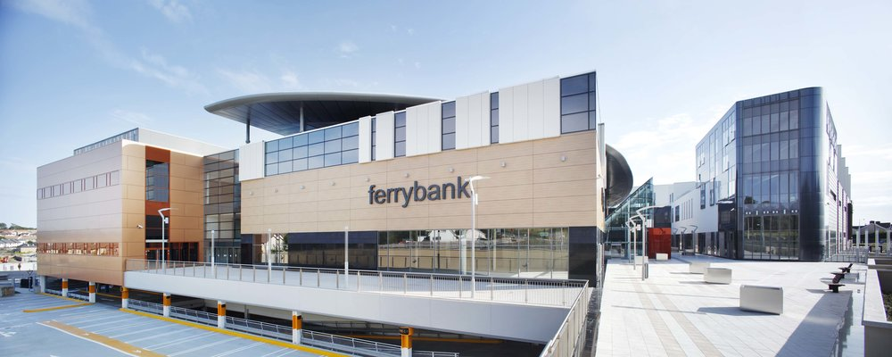 Ferrybank Shopping District -