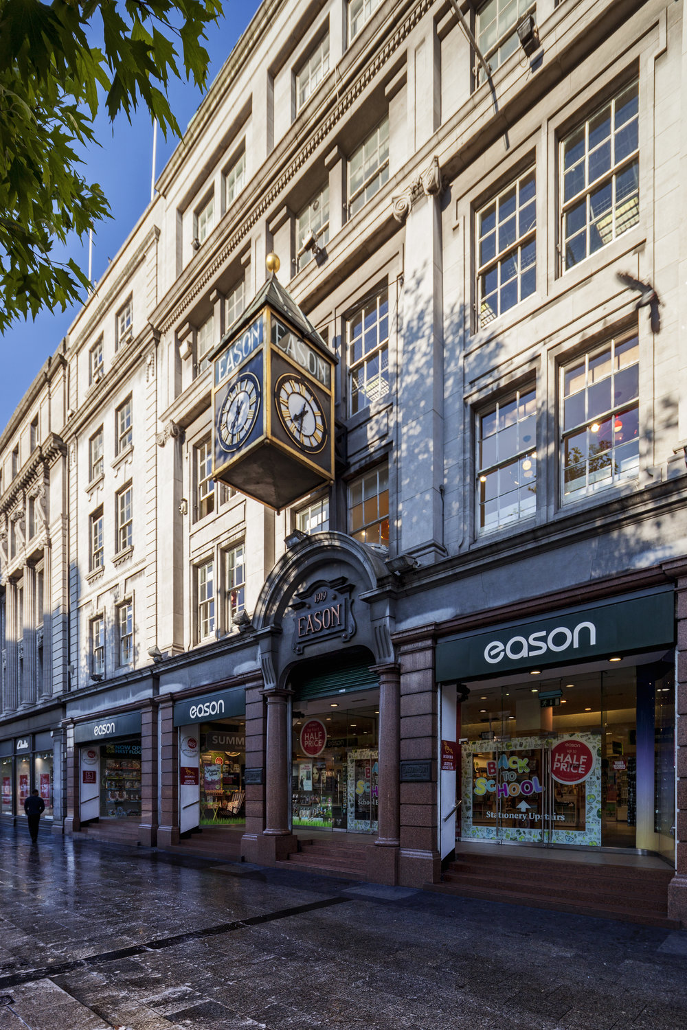 Easons & Sons -