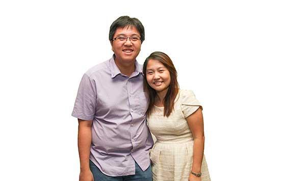Darren and Wanxin Zheng - Family Life