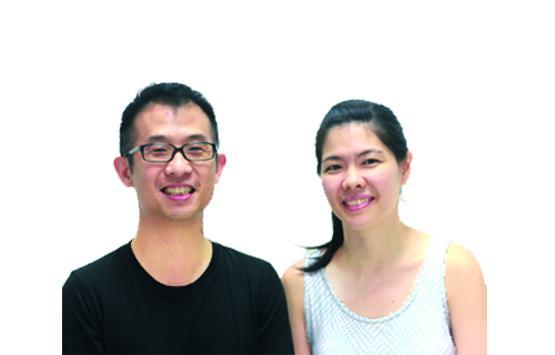 Gary & Su Li Tan
