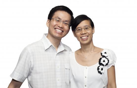 Chan Vee & Kimberly Chong