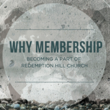 Why Membership Booklet