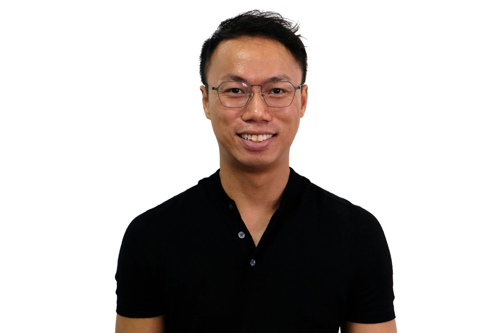 Titus Tiong - Events & Volunteer Care