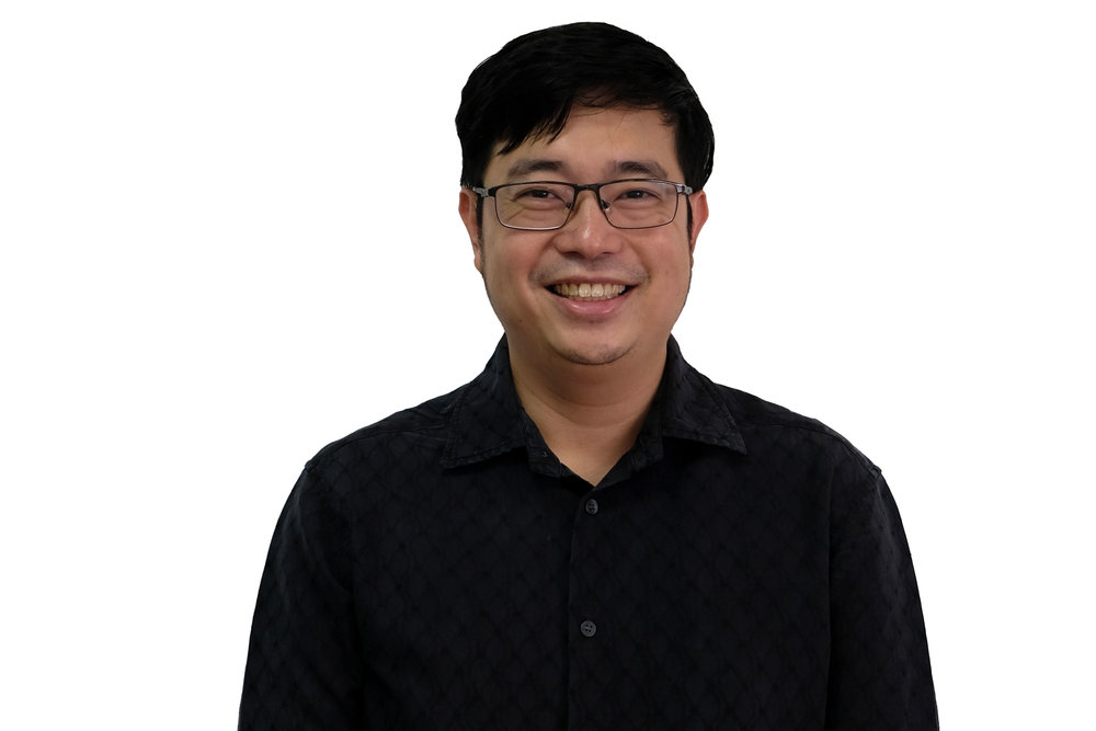 Edward Sim - Training & Equipping Director