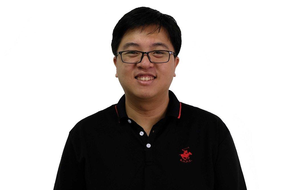 Darren Zheng - Kids Ministry