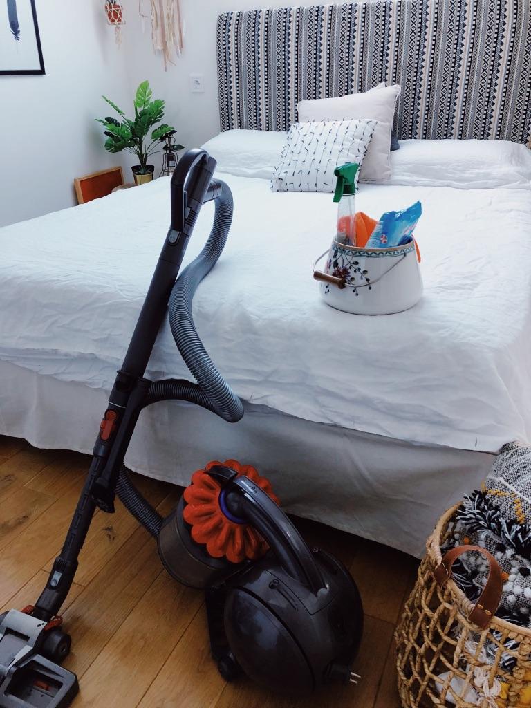 Les conseils de la team AIDAN pour faire le grand ménage de printemps dans sa chambre.