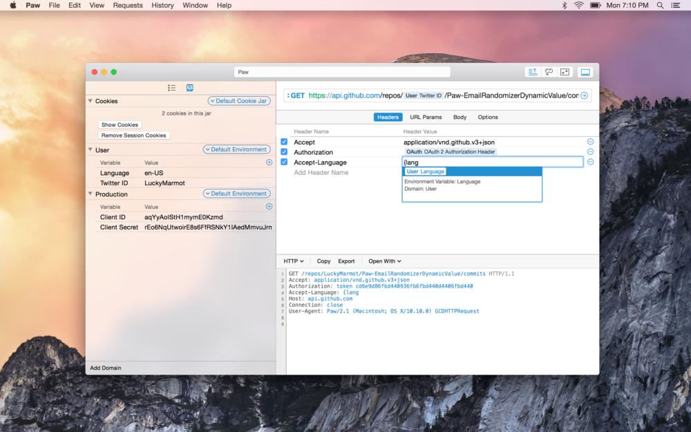 Paw Screenshot 3 - Environments.png