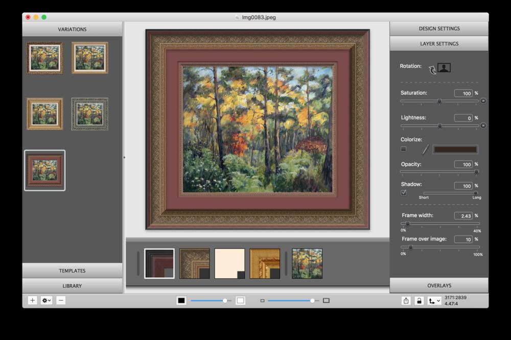 ImageFramer Variations - SAC student discount.png
