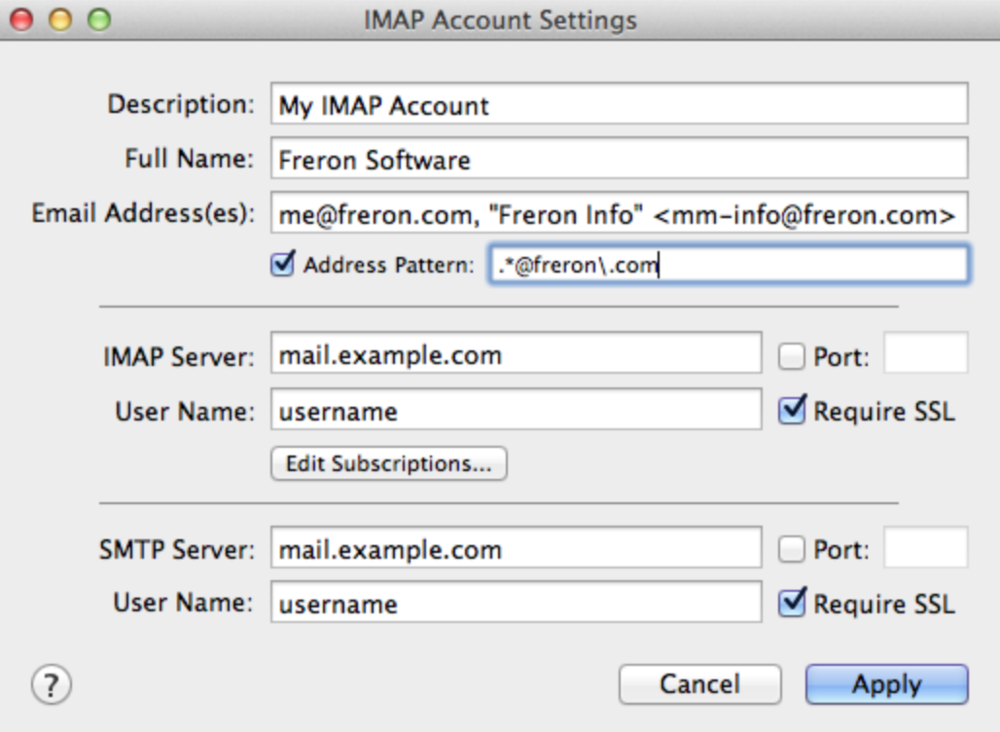 MailMate Settings - SAC student discount.png