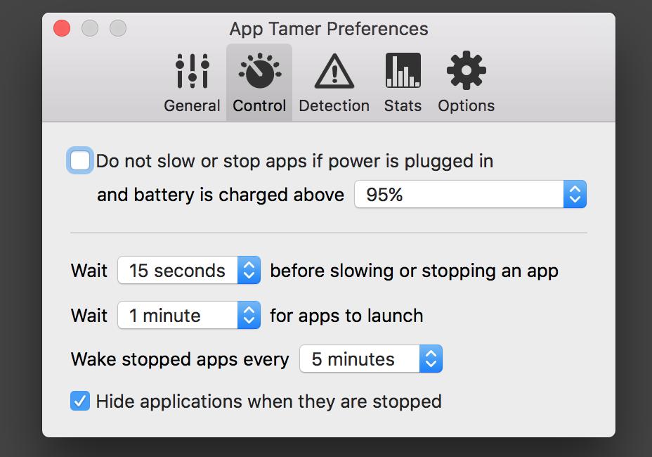 App Tamer Control - SAC student discount.png