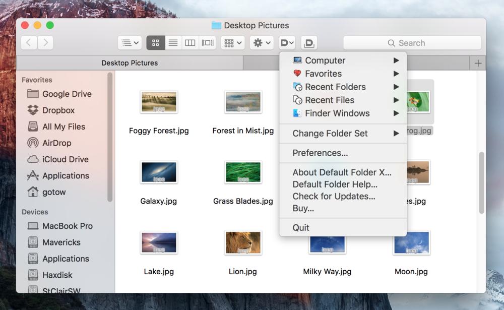 Default Folder X Menus - SAC student discount.png