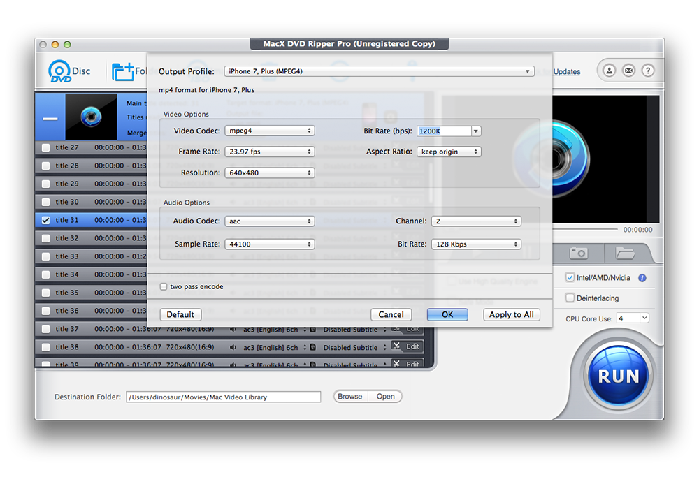 MacX DVD Ripper Pro - shot4 - SAC Student Discount.png