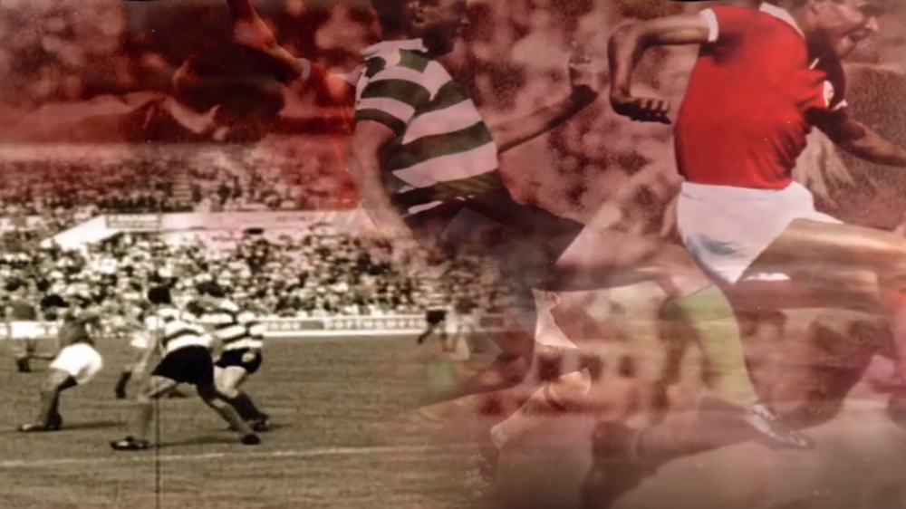 O Voo da Águia - [The Eagles Flight]The most modern animation and 3D technologies give to this movie made specifically to the Benfica Museum, a new and original look on the life of one of the biggest football teams of the world and its 110 years of history.