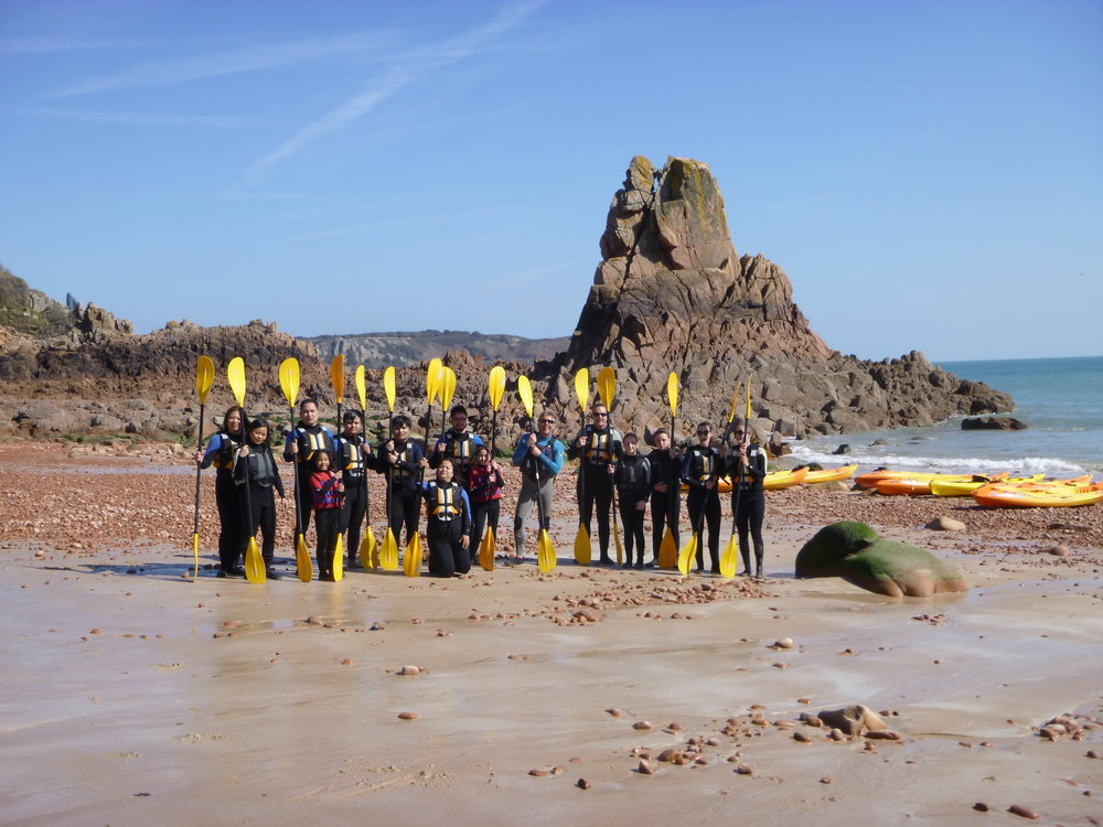 Group kayaking Jersey.JPG
