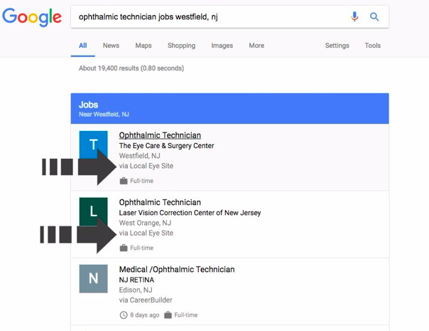 google jobs from les.png