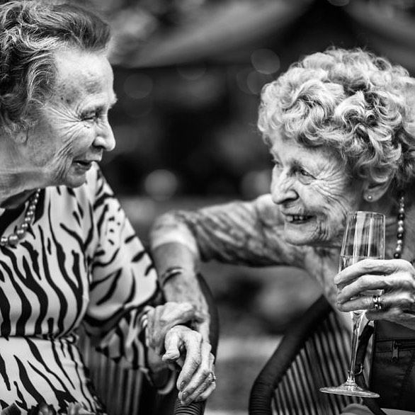 Aspiring. #generations #love #growingoldtogether #friends
