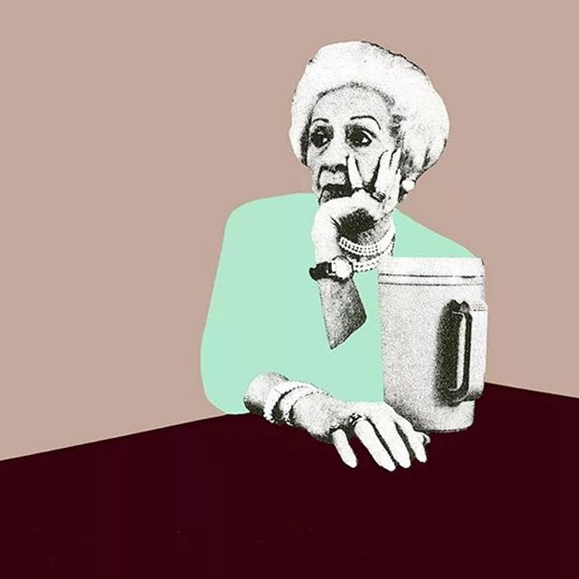Oma ist gelangweilt. #visit #engage #makememories #entertain #alterslust