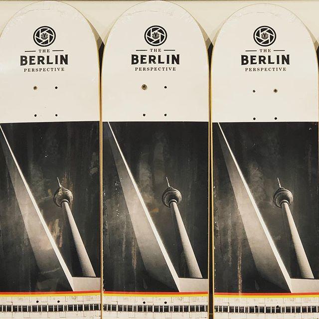 Back in Berlin #berlin #firststop #skateboard