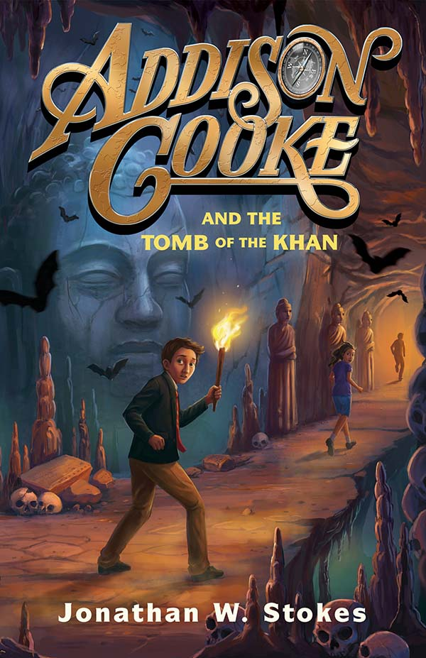 addison cooke, tomb of khan, jonathan w. stokes, book