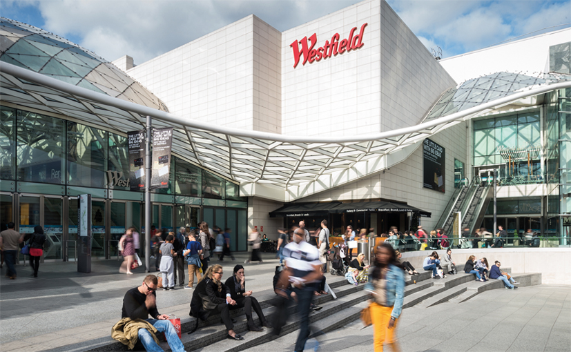 Westfield - Leading the shopping centre's UK launch